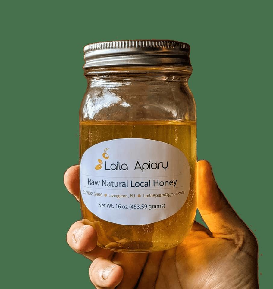 Honey jar home page